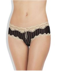 Heidi Klum - Mesh With Lace Hipster - Lyst