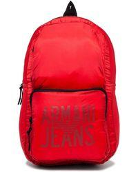 11962e7803ef Shop Men s Armani Jeans Backpacks Online Sale