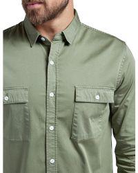 The Academy Brand - Walter Shirt - Lyst