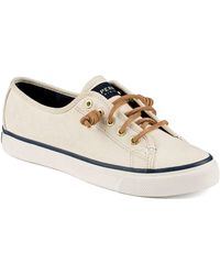 Sperry Top-Sider - Seacoast Core Canvas Loafer - Lyst