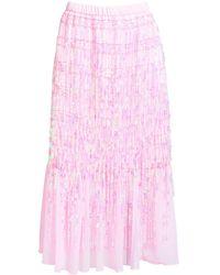 Romance Was Born - Angel Dribble Skirt - Lyst
