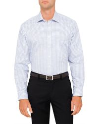 Geoffrey Beene - Cascade Check Regular Fit Shirt - Lyst