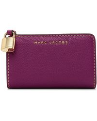 Marc Jacobs - Compact Wallet - Lyst