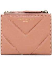 Kurt Geiger - K Leather Mini Purse - Lyst