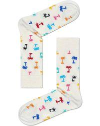 Happy Socks - Palm Beach Sock - Lyst