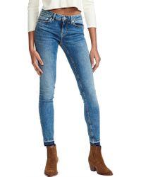 Maje - Probin Jeans - Lyst