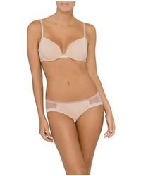 Calvin Klein - Sculpted Lightly Lined Demi Bra - Lyst