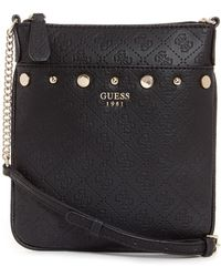 Guess - Coast To Coast Tourist Crossbody Bag - Lyst