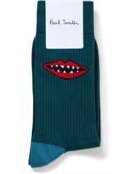 Paul Smith - Character Jacquard Socks - Lyst