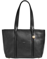 Skagen - Lisabet Leather Tote - Lyst