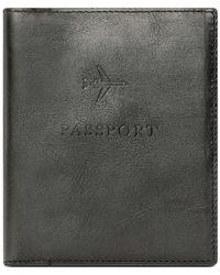 Fossil - Passport Case - Lyst