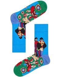 Happy Socks - Beatles Pepperland Sock - Lyst