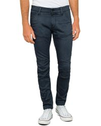 G-Star RAW - 5620 3d Super Slim Colour Jeans - Lyst