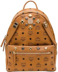 MCM | Dual Stark Backpack Sml Co, 001 | Lyst