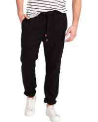 The Academy Brand - Linen Pant - Lyst