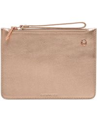 Karen Walker - Arrow Zip Pouch - Lyst