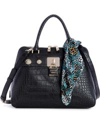 Guess - Anne Marie Dome Satchel - Lyst