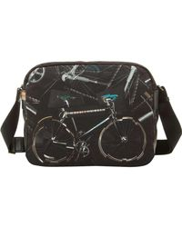 Paul Smith - Cycle Print Crossbody Messenger Bag - Lyst