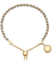 Astley Clarke - Labradorite Cosmos Kula Bracelet - Lyst