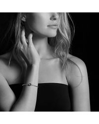 David Yurman - Châtelaine® Bracelet With Black Orchid - Lyst
