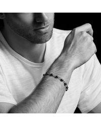 David Yurman - Spiritual Beads Rosary Bracelet In Tiger Eye - Lyst