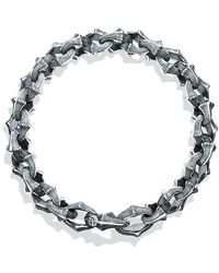 David Yurman - Armory Small Link Bracelet, 13mm - Lyst