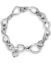David Yurman - Continuance Medium Chain Bracelet - Lyst
