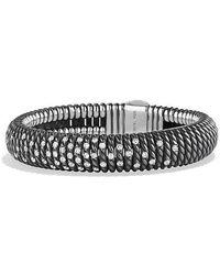David Yurman | Tempo Bracelet With Diamonds | Lyst