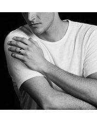David Yurman - Streamline Beveled Edge Band Ring - Lyst
