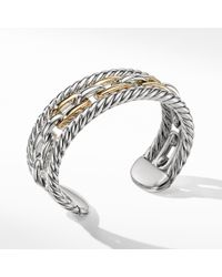 David Yurman - Wellesley Multi-stack Bracelet - Lyst
