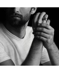 David Yurman | Heirloom Streamline Signet Ring With Black Jade | Lyst