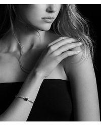 David Yurman | Petite Wheaton Bracelet With Morganite And Diamonds | Lyst
