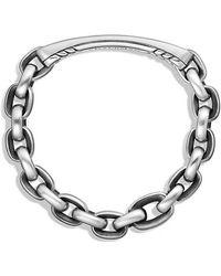David Yurman - Streamline Id Bracelet - Lyst