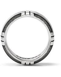 David Yurman - Southwest Band Ring - Lyst