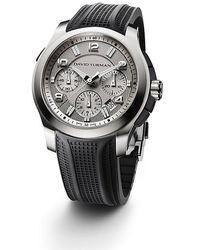 shop men s david yurman watches from 1450 lyst david yurman revolution 43 5mm stainless steel chronograph watch lyst