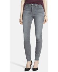 Madewell Women'S High Rise Skinny Jeans - Lyst