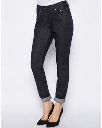 NW3 by Hobbs - Skinny Jeans in Dark Indigo - Lyst