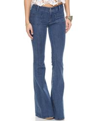 Seafarer Corsair Flare Jeans Medium - Lyst