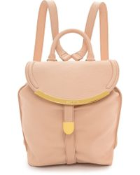 See By Chloé Lizzie Backpack - Black - Lyst