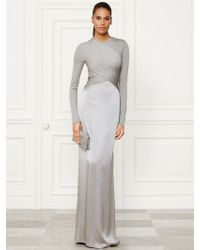 Ralph Lauren Collection Fiona Evening Gown - Lyst