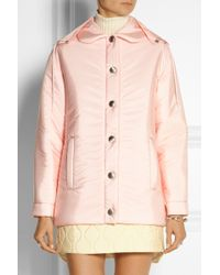 Miu Miu Padded Shell Jacket - Lyst