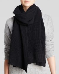 Vince Scarf  Thermal Wool Cashmere - Lyst