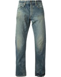Simon Miller Dayton Washed Jeans - Lyst