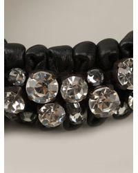 Isabel Marant Embellished Bracelet - Lyst