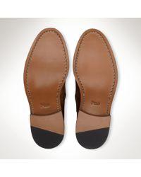 Polo Ralph Lauren Newent Suede Jodhpur Boot - Lyst