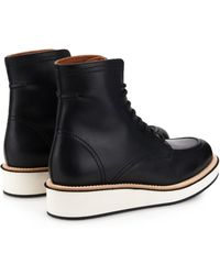 Givenchy - Philippo Leather Ankle-Boots - Lyst