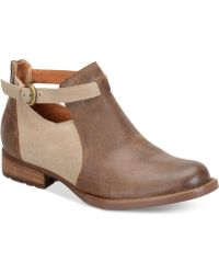 Born - Posh Ankle Booties - Lyst