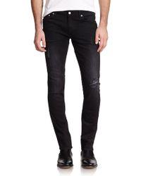 BLK DNM 25 Skinny Fit Jeans - Lyst