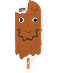 Moschino - Chocolate Iced Lolly Mobile Phone Case - Lyst