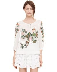 Club Monaco Nandani Top - Lyst